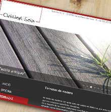 Web design majorca - Parkett